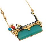 Lovers On The Bridge Necklace - cheeky-trendy