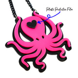 Mr Love Legs - Kraken Necklace - cheeky-trendy