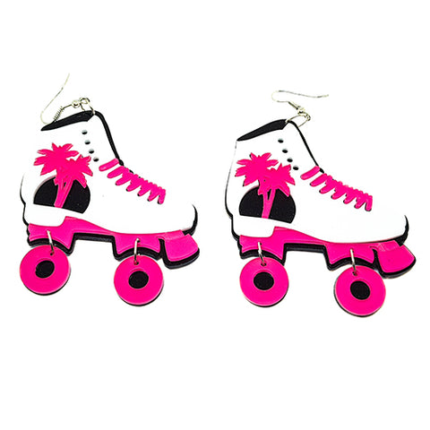 Roller Skate Earrings - cheeky-trendy