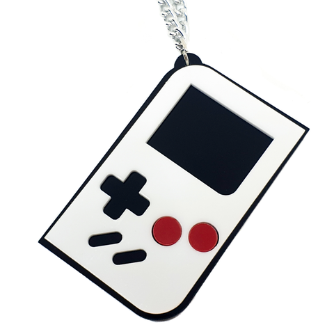 Nineties Gamer Necklace - cheeky-trendy