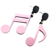 Musical Note Earrings - cheeky-trendy