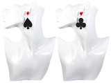 Card Shark Earrings - cheeky-trendy