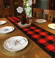 Plaid Tablerunner