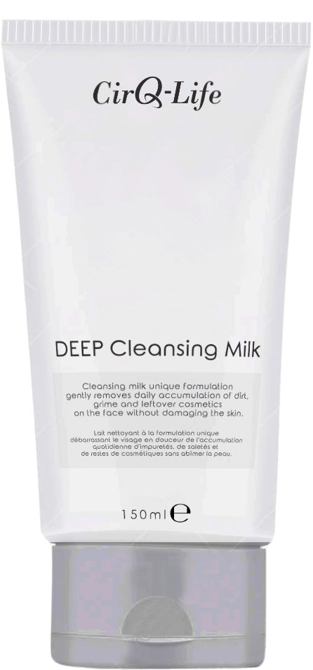 CirQ-Life Deep Cleansing Milk 深層清爽潔面乳