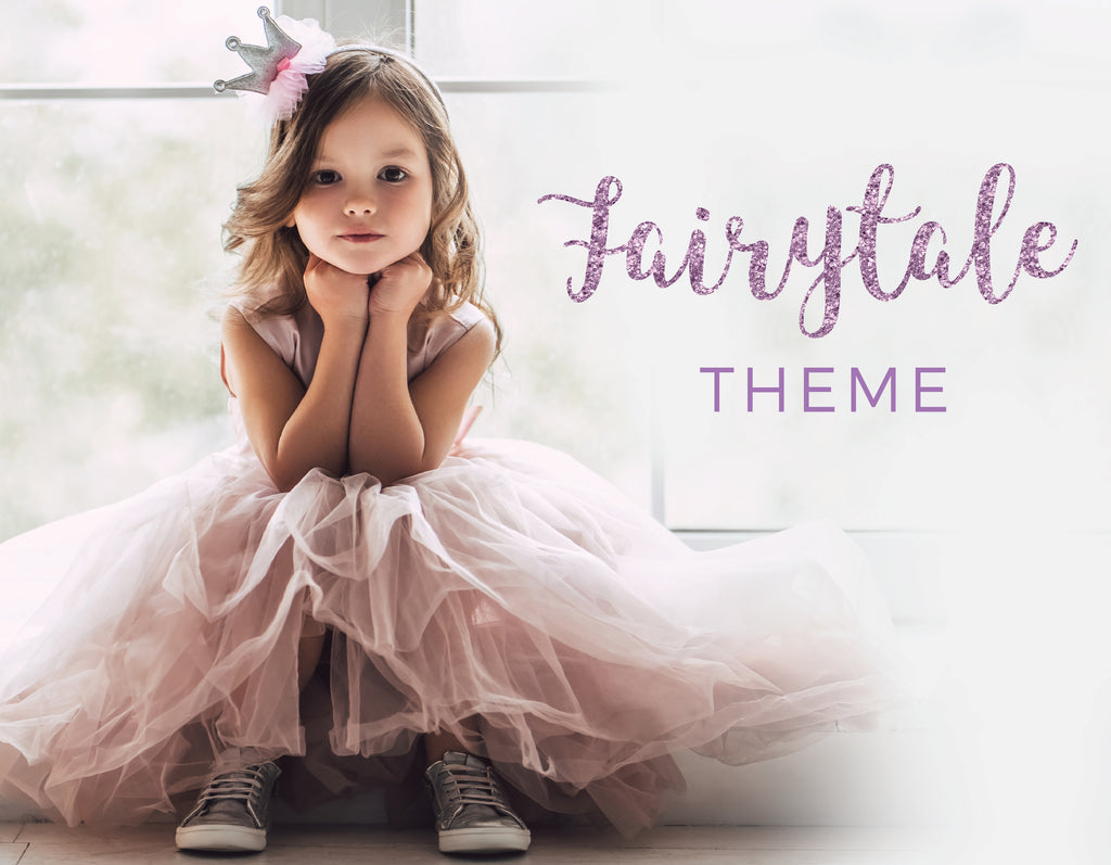 A Fairytale Fantasy - magical party ideas for prince & princesses! –  BlimpcoParty