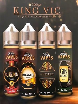 The King of Vapes Vintage King VIC