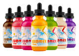 Dinner Lady eJuice Summer Hoidays Fruit Flavours 50ml