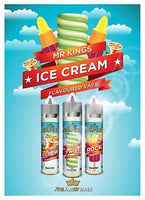The King of Vapes Mr Kings Icecream