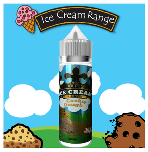 The King of Vapes icecream