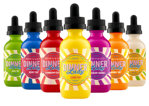 Dinner Lady eJuice Dessert Flavours 50ml