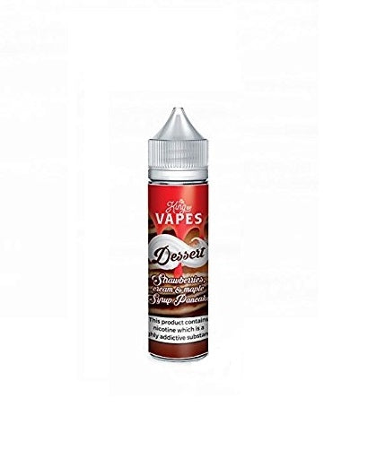 The King of Vapes Dessert