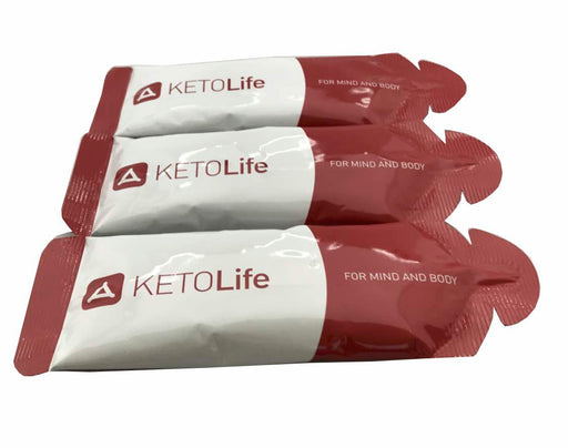 MCT keto gel s kofeinom - 40ml