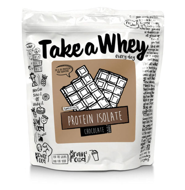 Take A Whey - Protein isolate - 908 g