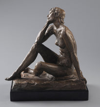Susan Seated - LeQuire Gallery