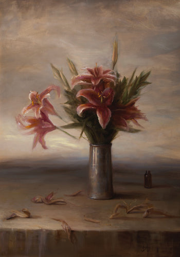 Lillies - LeQuire Gallery