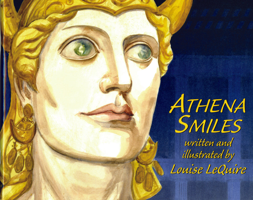 Athena Smiles - LeQuire Gallery