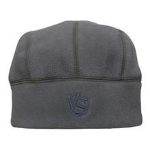 3Warm Beanie Hat Vertical Grey