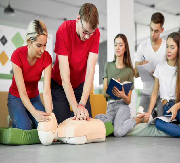 Level 3 First Aid at Work Refresher (RQF)