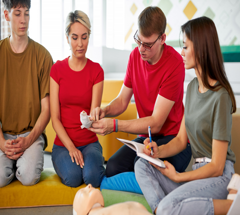 Level 3 First Aid at Work (RQF)