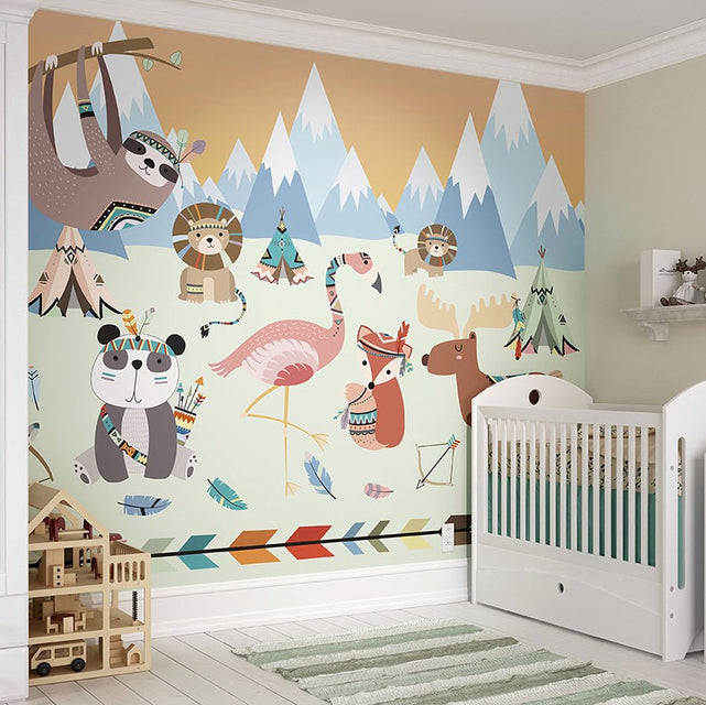 Tips on Wall Murals for Children's Bedrooms