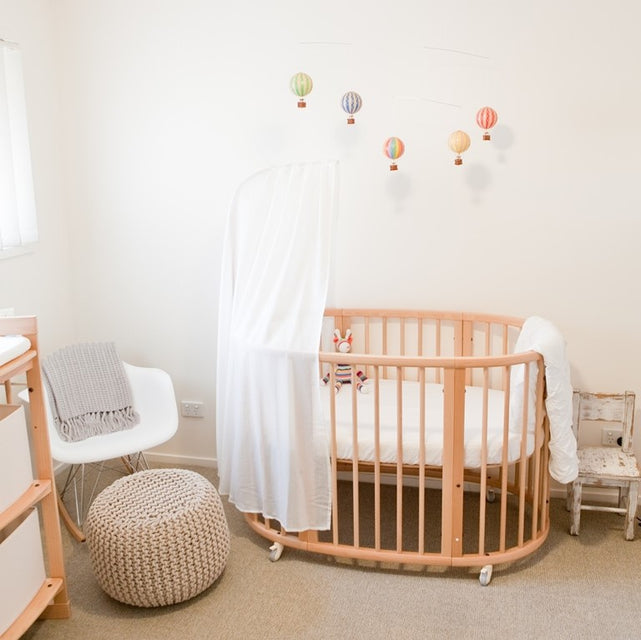 How to choose the best Hot Air Balloon Nursery Theme?