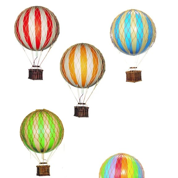 Hot Air Balloon Decorations Your Kids Will Love