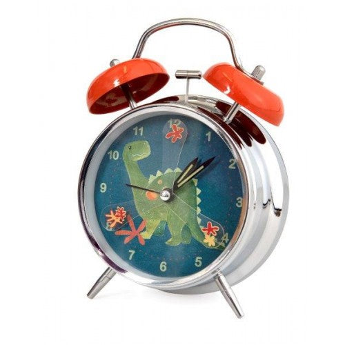 Retro Arthur the Dinosaur Alarm Clock - Kids Room Decor | Toys Gifts | Childrens Interiors | Rooms for Rascals