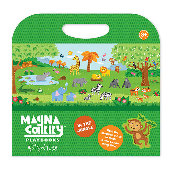 In The Jungle Magnetic Travel Game - Rooms for Rascals