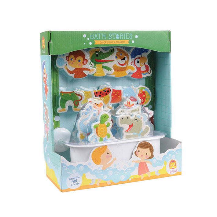 Once Upon A Jungle Bath Toy - Kids Room Decor | Toys Gifts | Childrens Interiors | Rooms for Rascals