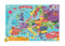 Europe Puzzle and Poster (200 Piece) - Kids Room Decor | Toys Gifts | Childrens Interiors | Rooms for Rascals