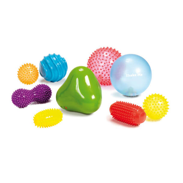 Shapes and Balls Sensory Toy - Rooms for Rascals