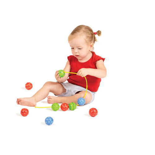 Baby Beads Sensory Toy - Kids Room Decor | Toys Gifts | Childrens Interiors | Rooms for Rascals
