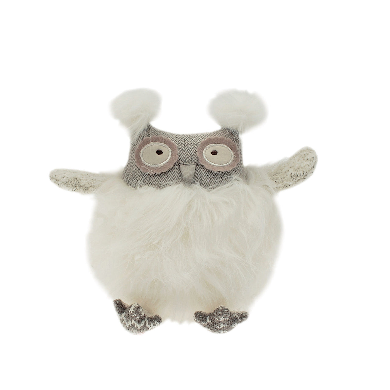 Oswald Owl Soft Toy - Kids Room Decor | Toys Gifts | Childrens Interiors | Rooms for Rascals