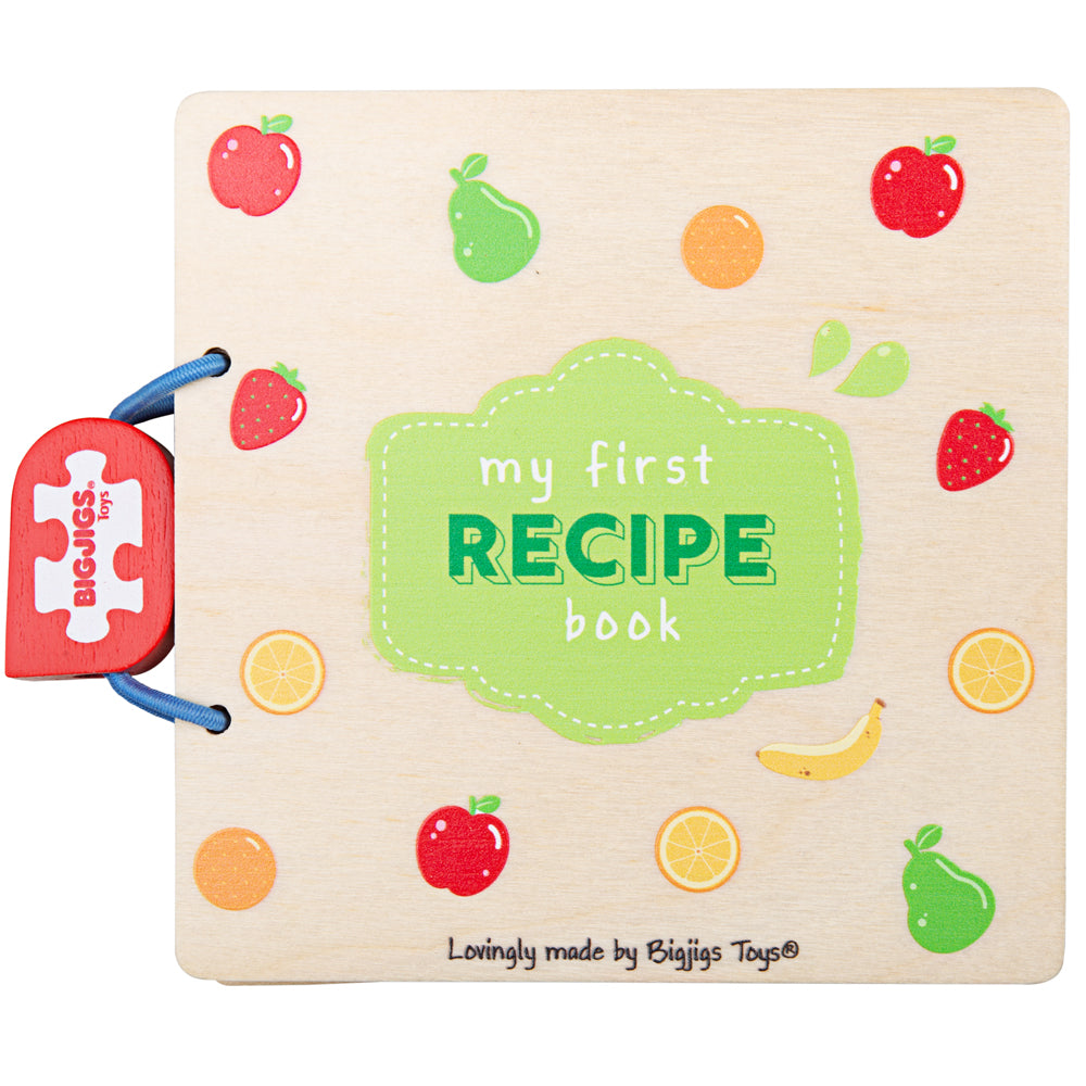 Inspire your young bakers with their first ever recipe book. This fun, step-by-step recipe book will have your little ones experts in making  anything from a Club Sandwich to baking muffins!