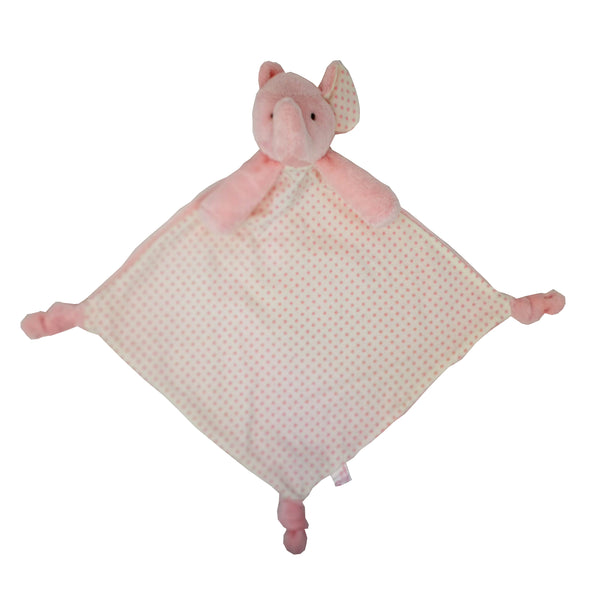 Elephant Baby Comforter Pink - Rooms for Rascals