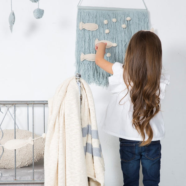 Ocean Wall Hanging - Rooms for Rascals, a Leafy Lanes Retailers Ltd business