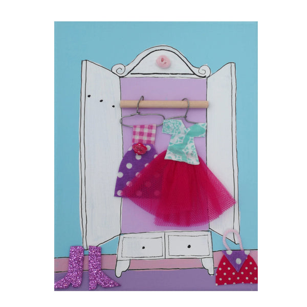 Magic Wardrobe Picture - Rooms for Rascals