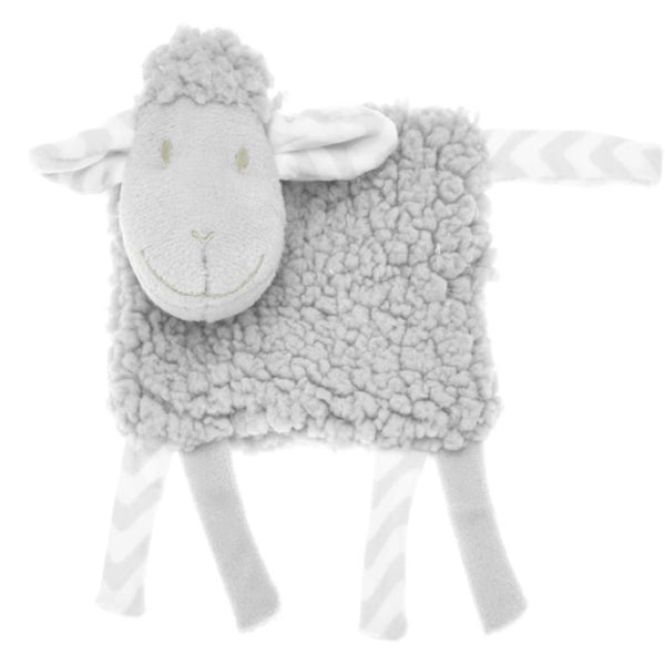 Cuddles the Lamb Baby Rattle - Rooms for Rascals