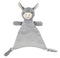 Mystery the Donkey Baby Comforter Grey