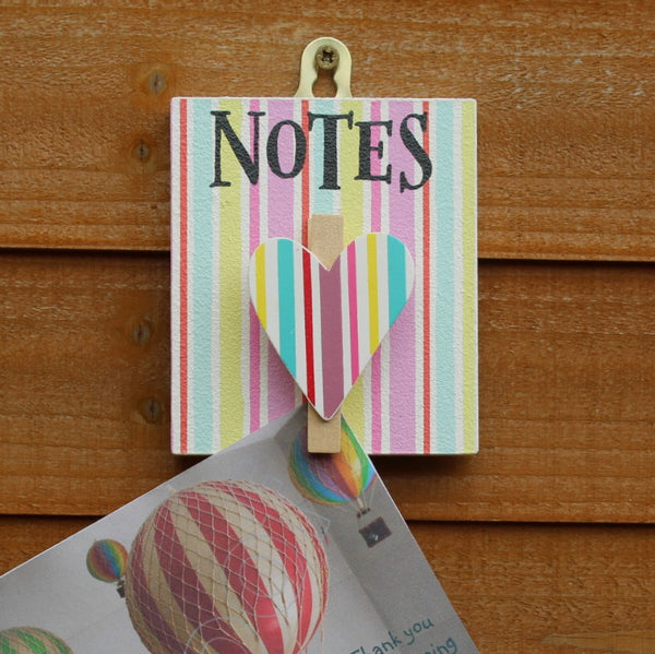 Notes Jolly Stripes - Kids Room Decor | Toys Gifts | Childrens Interiors | Rooms for Rascals