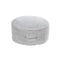 Chill Washable Pouffe - Vintage Pearl Grey - Rooms for Rascals, a Leafy Lanes Retailers Ltd business