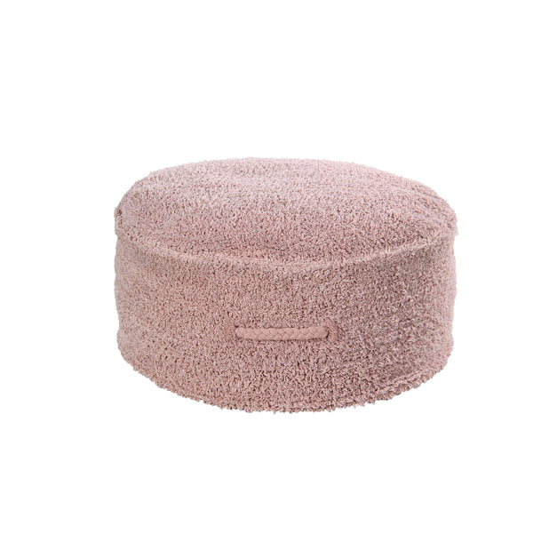 Chill Washable Pouffe - Vintage Nude