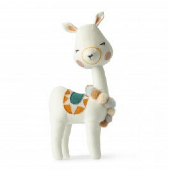 Llama Soft Toy in a Gift Box - Kids Room Decor | Toys Gifts | Childrens Interiors | Rooms for Rascals