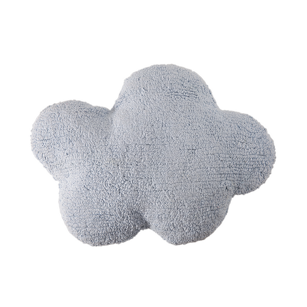 Cloud Washable Cushion - Blue - Rooms for Rascals, a Leafy Lanes Retailers Ltd business
