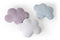 Cloud Washable Cushion - White - Rooms for Rascals, a Leafy Lanes Retailers Ltd business