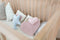 Love Knitted Washable Cushion - Rooms for Rascals, a Leafy Lanes Retailers Ltd business