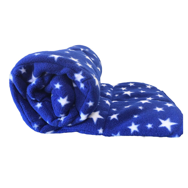 Sensory Weighted Blankets are well known for reducing anxiety and promoting better sleep.