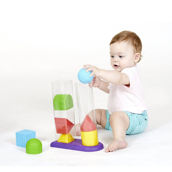Geostackers Sensory Toy - Kids Room Decor | Toys Gifts | Childrens Interiors | Rooms for Rascals
