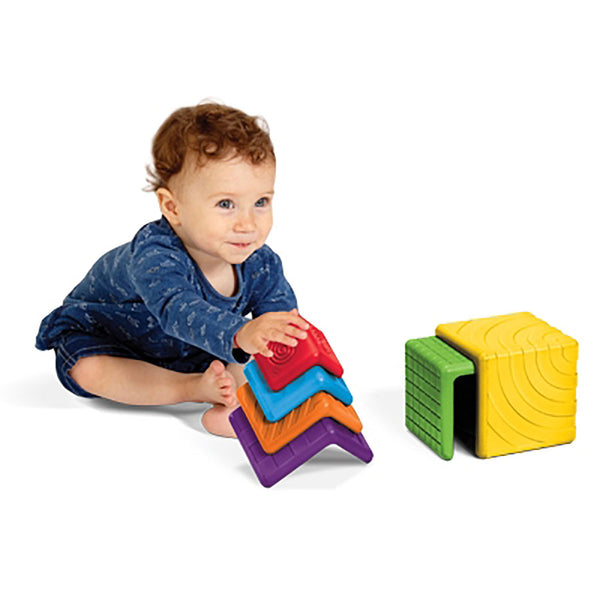Stackers and Nesters Sensory Toy - Rooms for Rascals