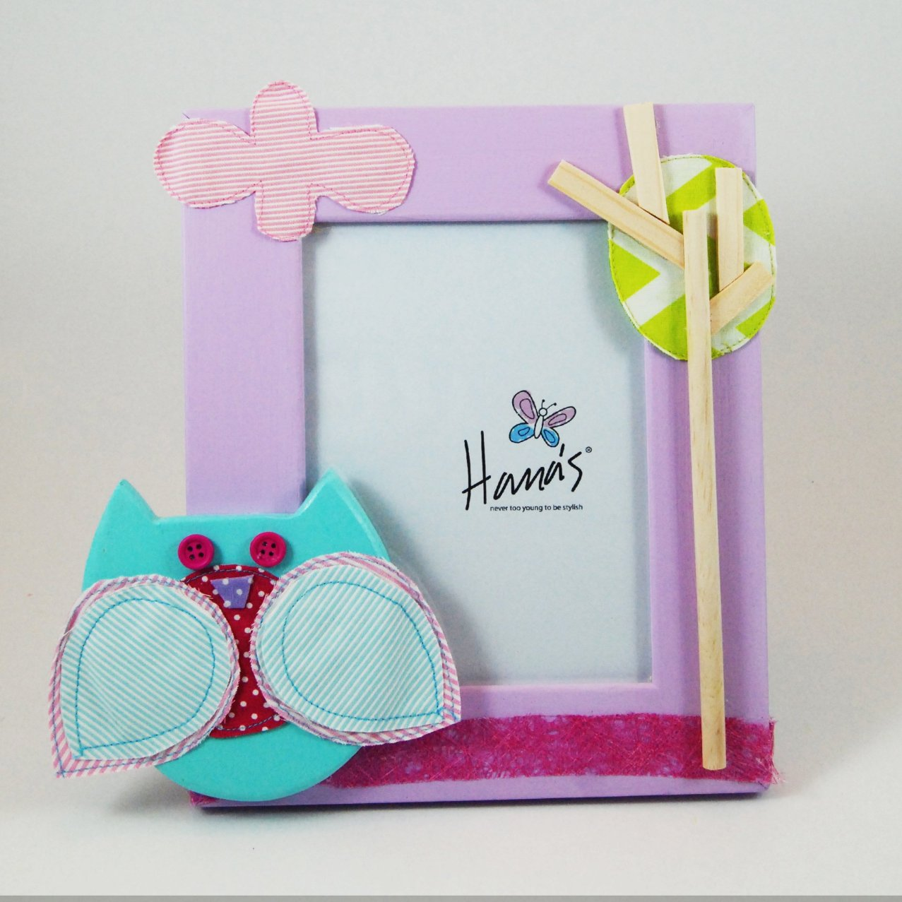 Owl Photo Frame - Kids Room Decor | Toys Gifts | Childrens Interiors | Rooms for Rascals